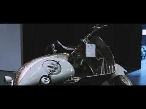 """1946 Vespa Piaggio """"Number 3"""" 98 CC • Symbol of the Made in Italy, Vespa is the most beloved and well-known scooter in the world. Discover more about the oldest Vespa in the world! • #vespa #piaggio #vintage #design #madeinitaly"""