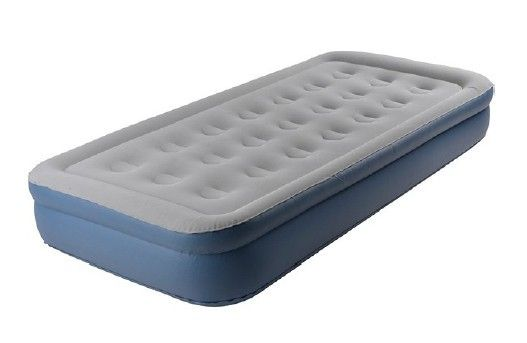 15 best images about matelas gonflables on pinterest twin x and sleepover - Matelas avec gonfleur integre ...