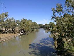 Barwon River, NSW. CK