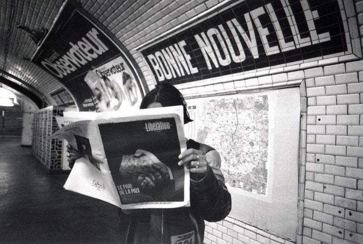 Insolite : Janol Apin met en scène le métro de Paris