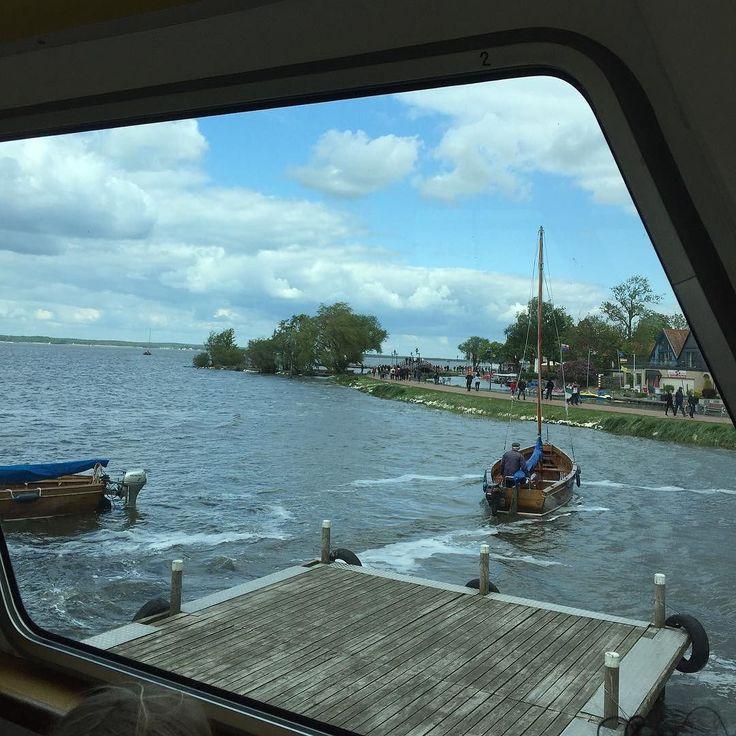 #Bootsfahrt #Steinhude #steinhudermeer #pfingsten #mytravelgram #meinniedersachsen #instatravel #travel#see #pic #pinterest