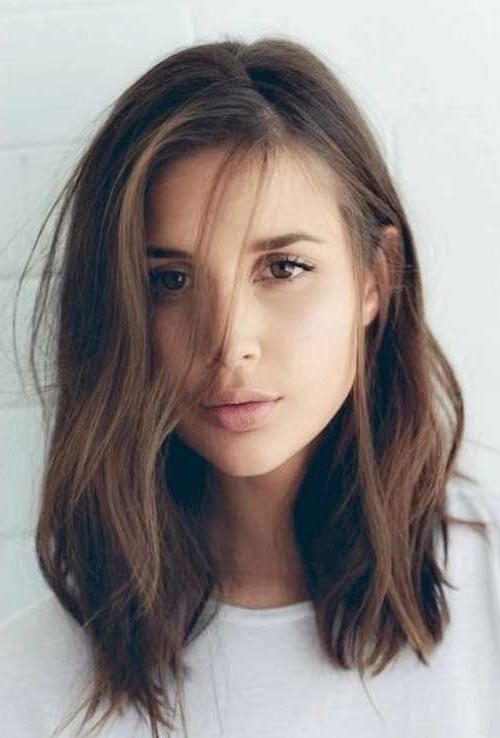 Beliebte Stumpf Geschnitten Lange Frisuren Rich Hair Pinterest
