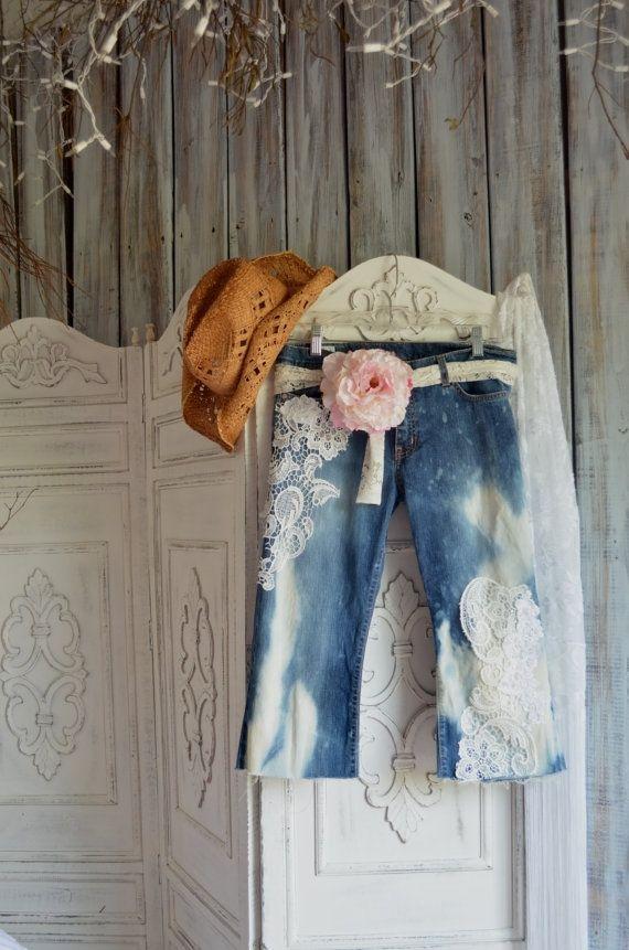 Ekadınca Kadın ve Moda Sitesi | Eski Kot pantolonları Yeniden Değerlendirme | http://www.ekadinca.com
