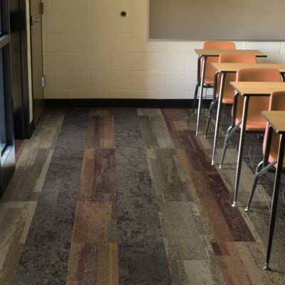 Reclaim Summary | Commercial Carpet Tile | Interface