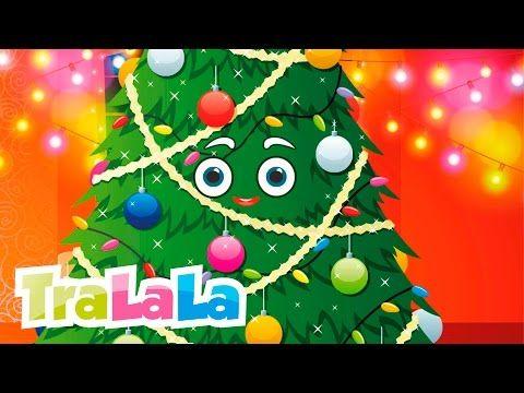 Braduțul - Cântece de iarnă pentru copii | TraLaLa - YouTube