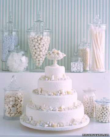I could look at wedding cakes all day... This one should be for my birthday!