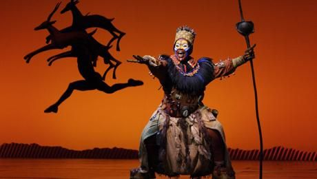 The Lion King London at Lyceum Theatre, West End
