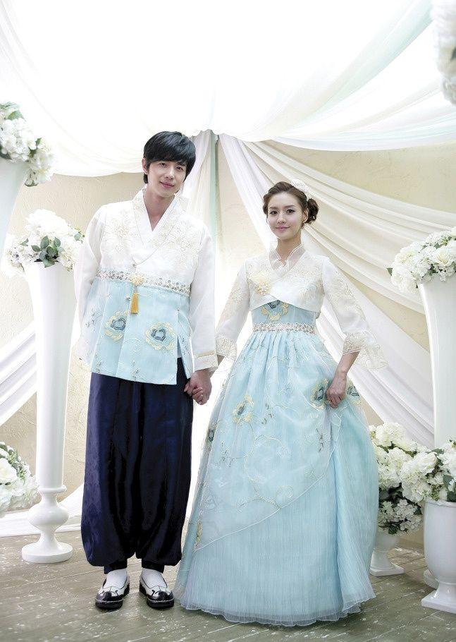 Wedding Hanbok Hanbok Korean Dress Korean Wedding Korean