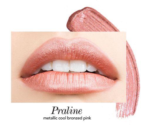 Long-Wear Lip Crème Liquid Lipstick in Praline | Jouer Cosmetics