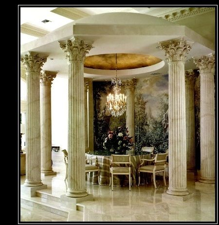 17 best ideas about architectural columns on pinterest for Fiberglass architectural columns