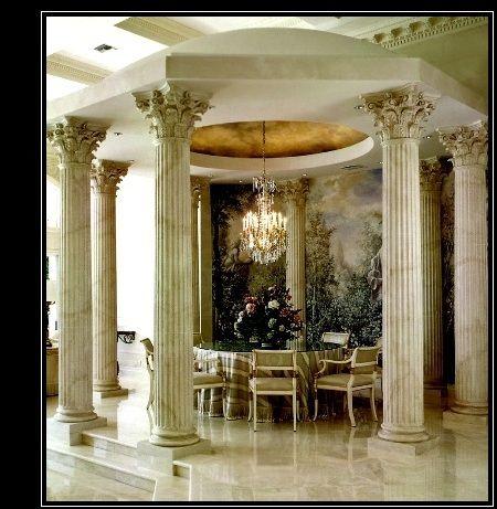 62 Best Images About Decorative Columns On Pinterest