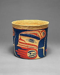 First Nations Basket