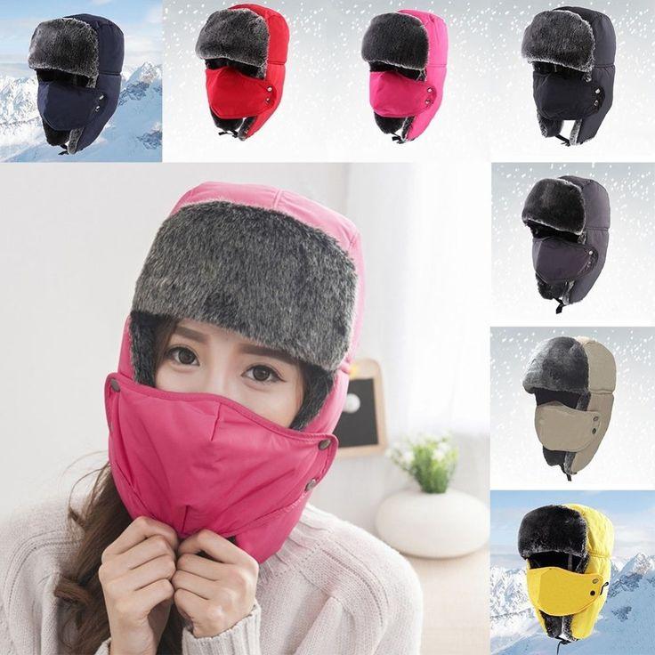 $9.51 (Buy here: https://alitems.com/g/1e8d114494ebda23ff8b16525dc3e8/?i=5&ulp=https%3A%2F%2Fwww.aliexpress.com%2Fitem%2FUnisex-Mens-Womens-Winter-Trapper-Trooper-Earflap-Warm-Russian-Ski-Hat-Mask%2F32760842302.html ) Unisex Mens Womens Winter Trapper Trooper Earflap Warm Russian Ski Hat Mask for just $9.51