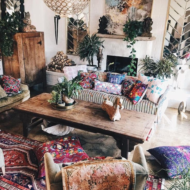 3720 best Bohemian Decor Life Style images on Pinterest Bohemian