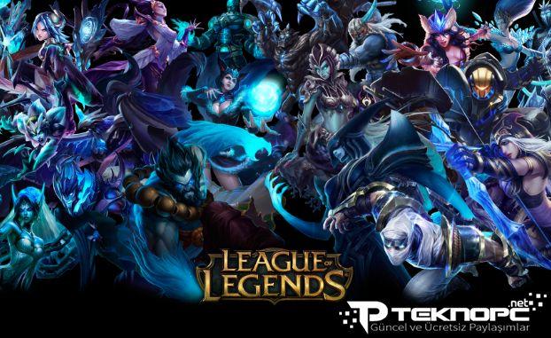 League of Legends Multihack v3.0 Güncel Hile