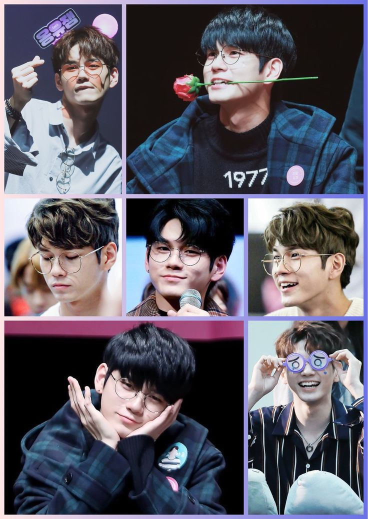 Ong with glasses