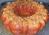 Bacardi Rum Cake - this tried and true recipe makes the moistest cake you'll ever eat. It gets better as it ages. It's the perfect cake for mailing. The rum acts as the perfect preservative. It also freezes beautifully.