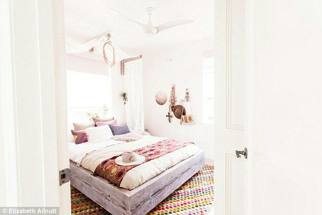 Boho bedroom Reno Rumble