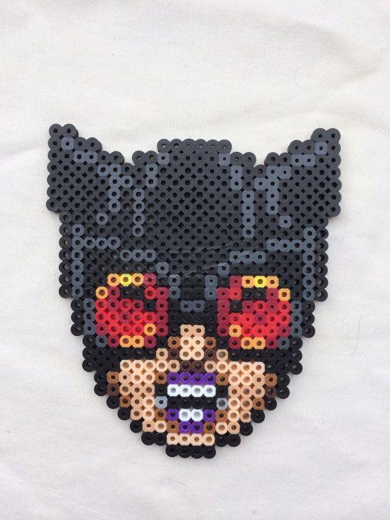 Catwoman Bead Sprite