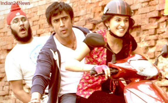 Running Shaadi movie review: Taapsee Pannu, Amit Sadh film huffs and puffs to finishing line