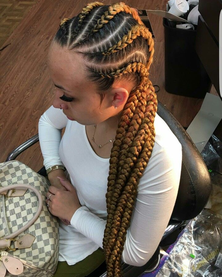 Pin By Destinee Banks On Hairstyles Goddess Braid