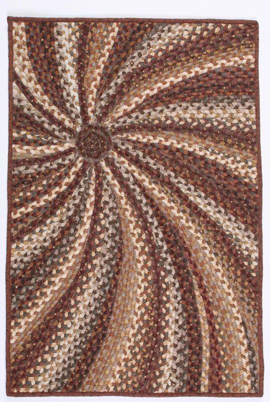 Homespice Decor Super Nova Braided Rugs Ashwood Rug