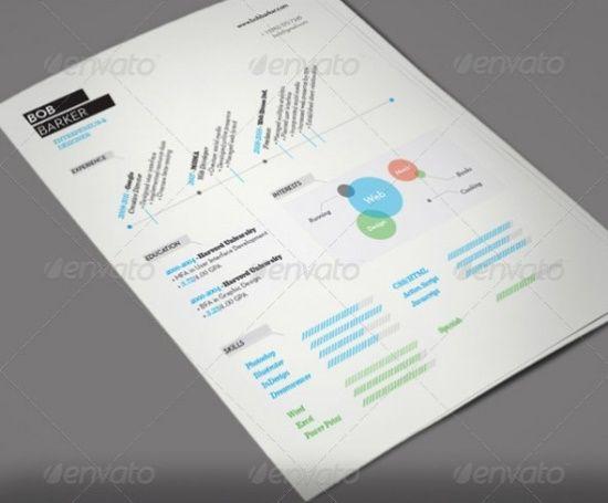 47 best Resume images on Pinterest Resume, Resume design and - sample resume for graphic artist