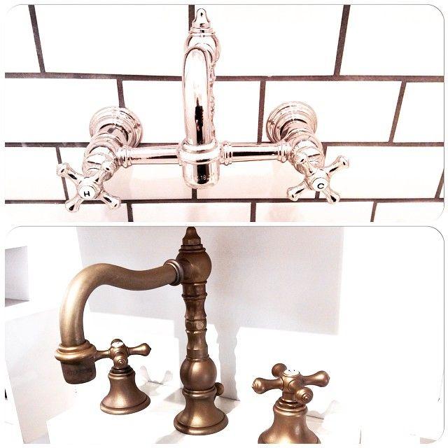 77 best Fixtures/plumbing images on Pinterest   Bathroom basin taps ...