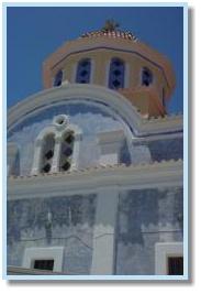Church in Othos, Karpathos...