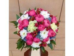 Svatební kytice 52
