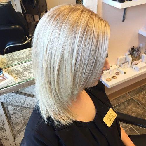 Hairstyles For Medium Thin Hair