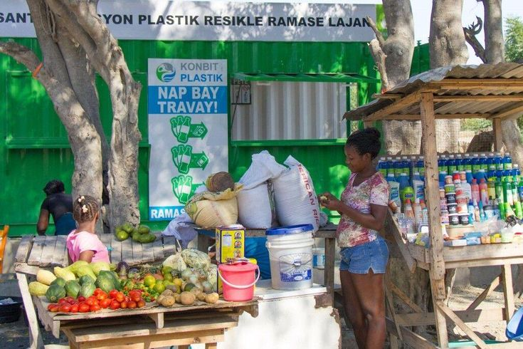 Finding Opportunity in Plastic Waste