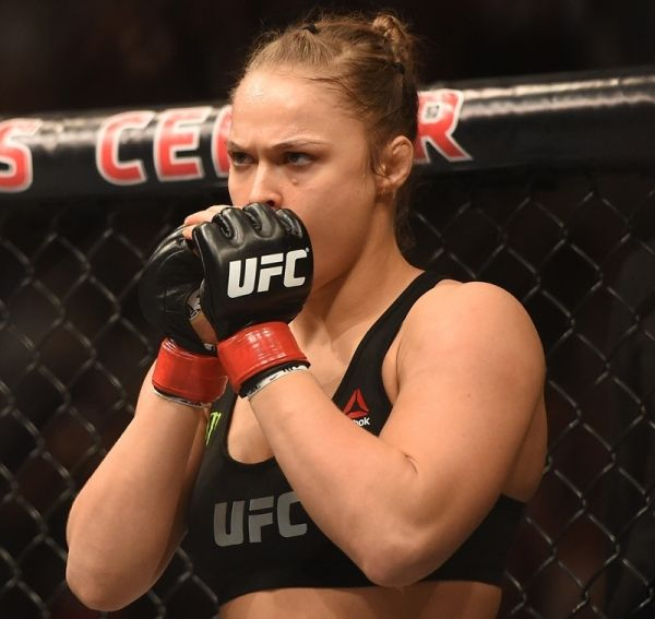 Dmegy's Blog: An 'anonymous' picture of Rounda Rousey's bum is b...