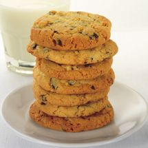 One of our most popular choc chip biscuits recipes. We love 'em.