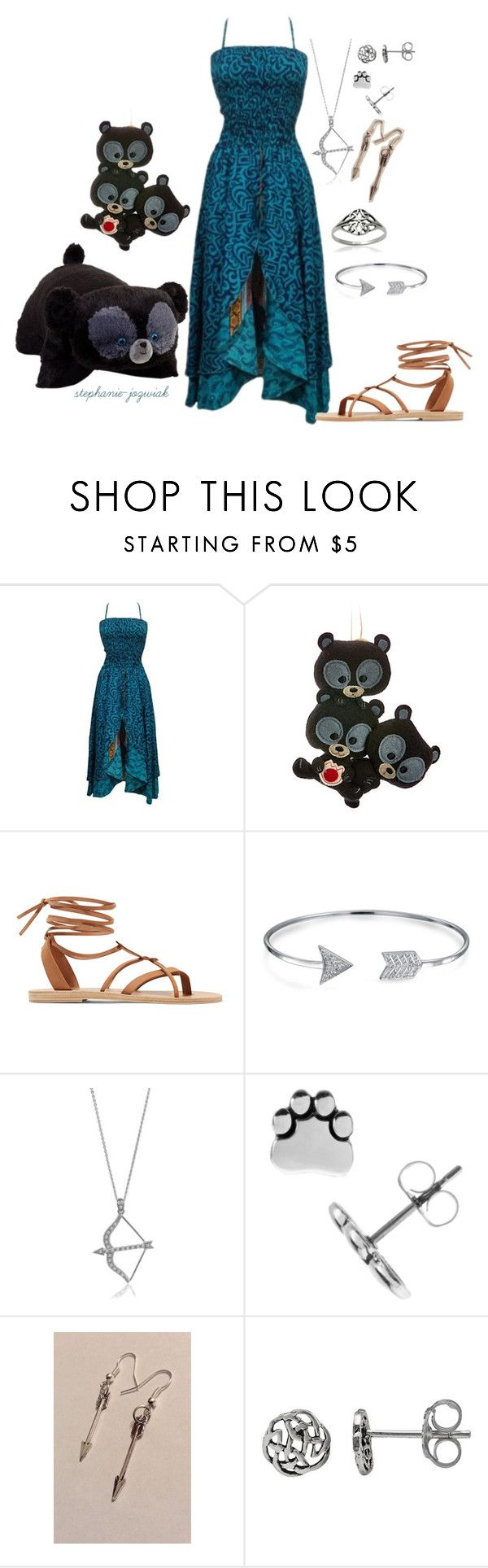 """""""Lynessa's Outfit for Ethan's Baby Shower"""" by stephanie-jozwiak ❤ liked on Polyvore featuring Valia Gabriel, Bling Jewelry, BERRICLE, Journee Collection and Itsy Bitsy"""