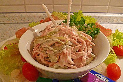 Fleischsalat (wie vom Metzger) 1