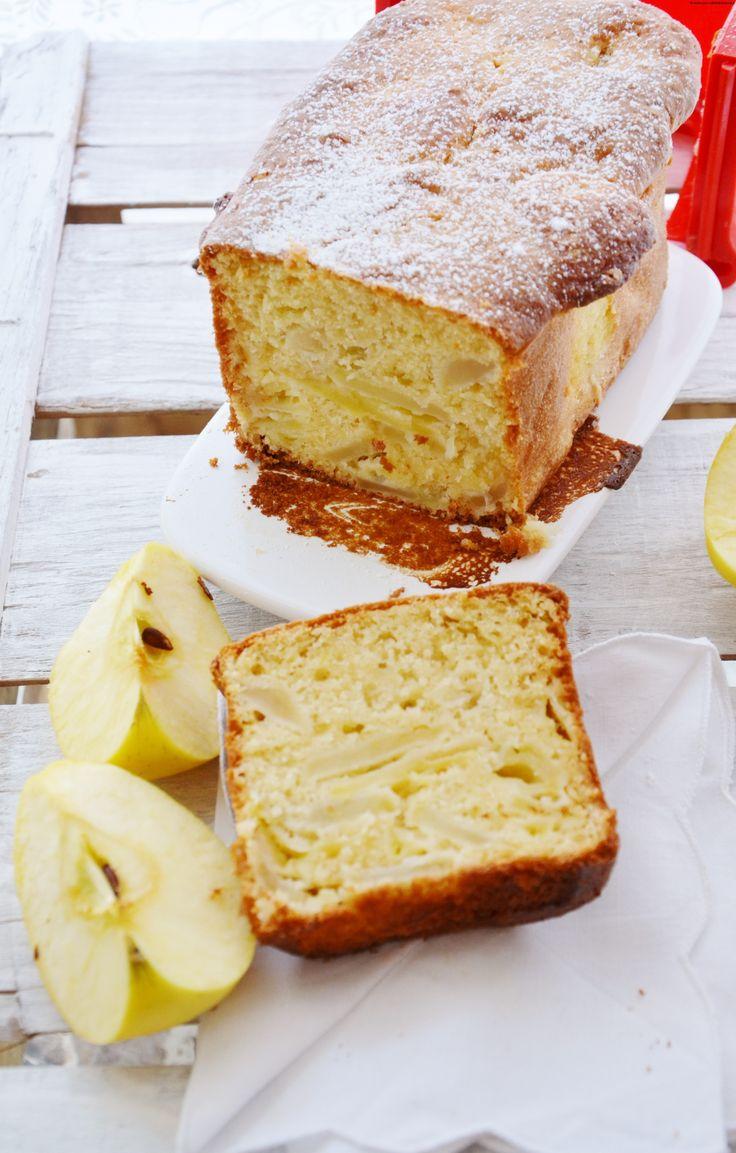 Cake Light Alle Mele e Limone( farina di riso )   Peccati di Dolcezze