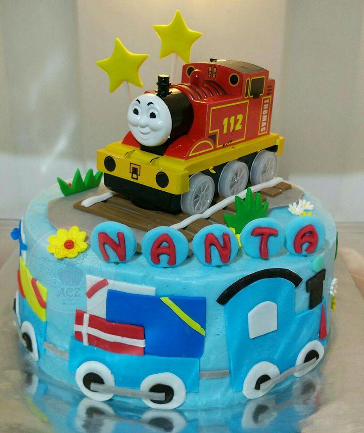Thomas's friend, James