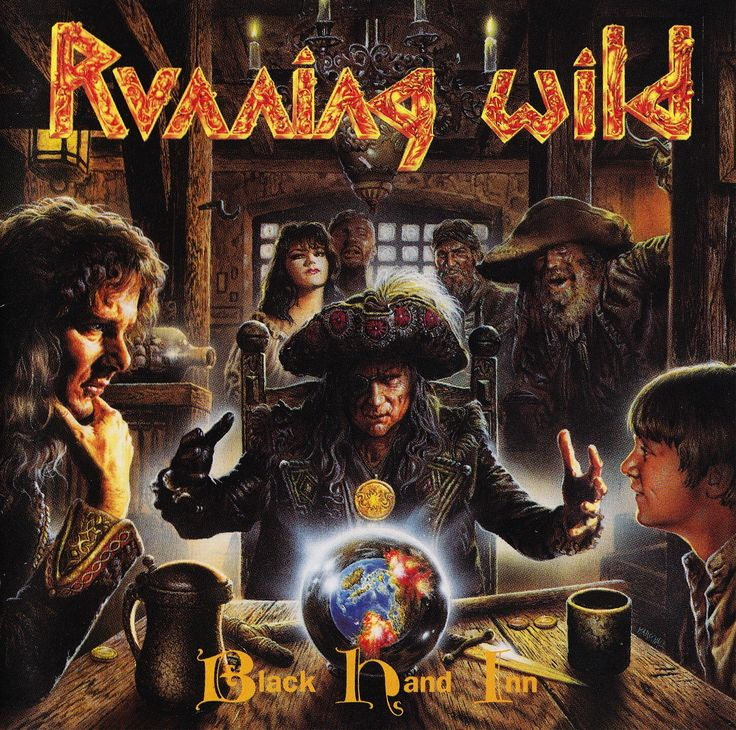 "THE MAGUS. Running Wild: ""Black Hand Inn"""
