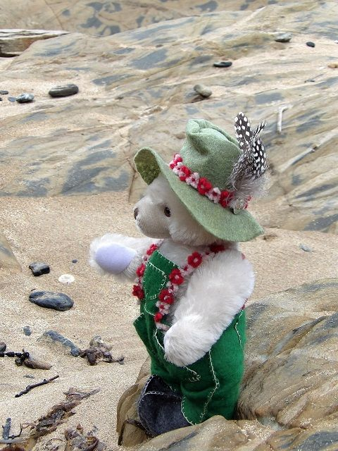 Bear Hugs YouTube Channel link for our teddy bear videos.