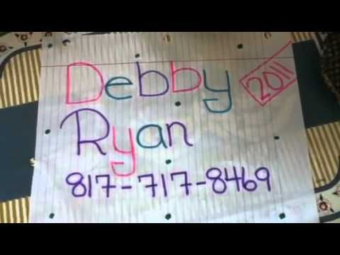 Debby Ryan's real phone number for 2011