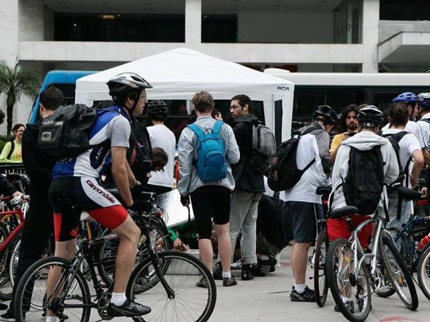 Equilibrio e bem estar: Andar de bicicleta alivia o estresse e fortalece m...
