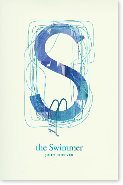 The Swimmer is a famous short story found in the Stories of John Cheever.  The premise is simple, one day, Neddy Merrill is sitting at a friend's pool with his wife and decides that he will go home by swimming through the pools in the neighborhood.  What follows is a classic story of the push and pull of suburban life and the relationship between money and happiness.