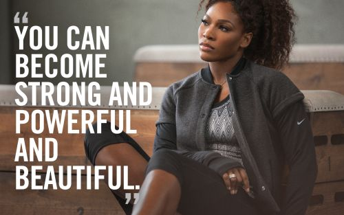 OnTheGoTennis - Home - Behind-The-Scenes with Serena Williams for Nike Women