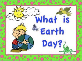 Earth Day Freebie!  A History of Earth Day