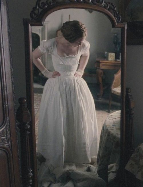 Mia Wasikowska in Jane Eyre (2011), Costume Design by Michael O'Connor
