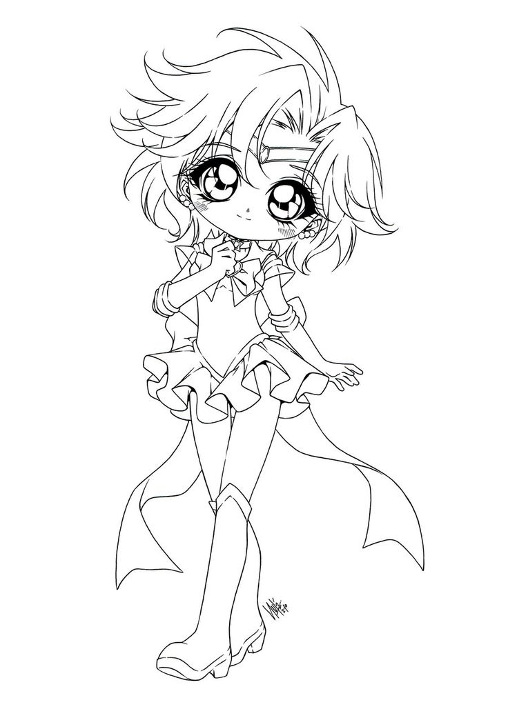 108 best Sailor Moon Coloring Pages images on Pinterest | Coloring ...