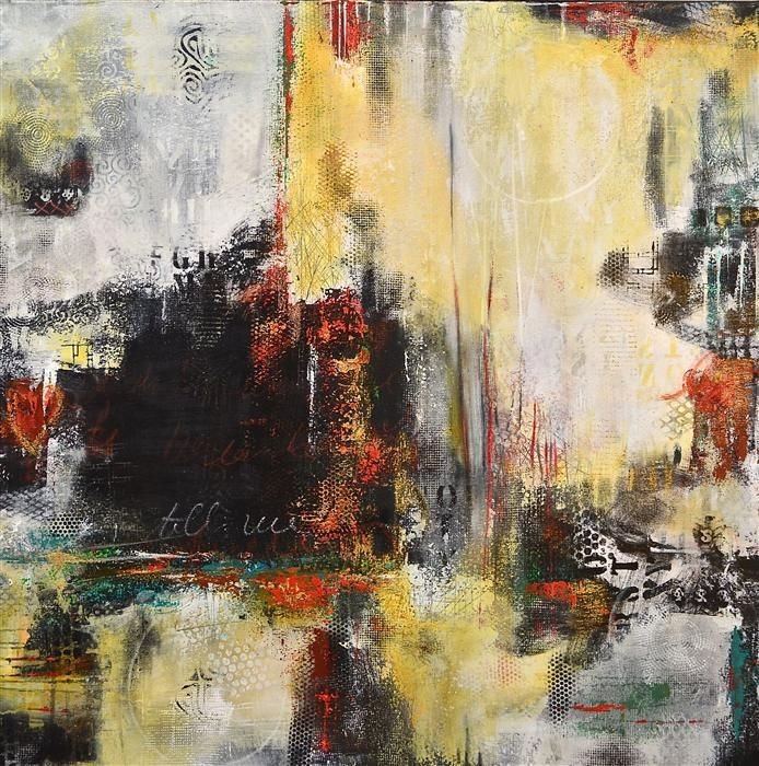 Paintings For Sale Online Part - 27: Original Art For Sale At UGallery.com | Urban Farewell 1 By DL Watson |