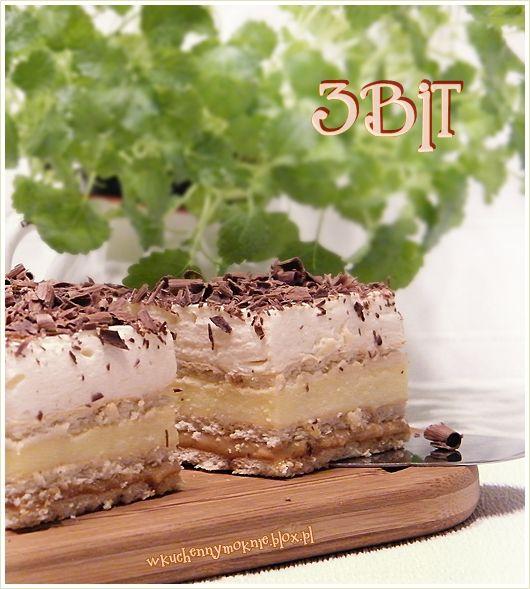 ciasto3bit /bez pieczenia/