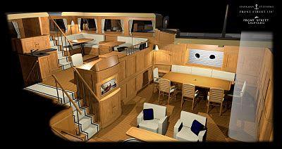 Sparkman & Stephens: More About Design 2772 - Front Street 130'